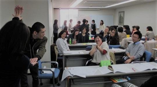 J-SHINE研修会の一コマ